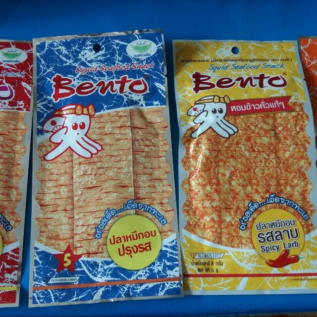 泰國超味魷魚片