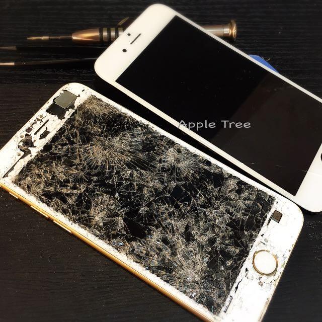 「蘋果樹通訊」手機維修 螢幕維修