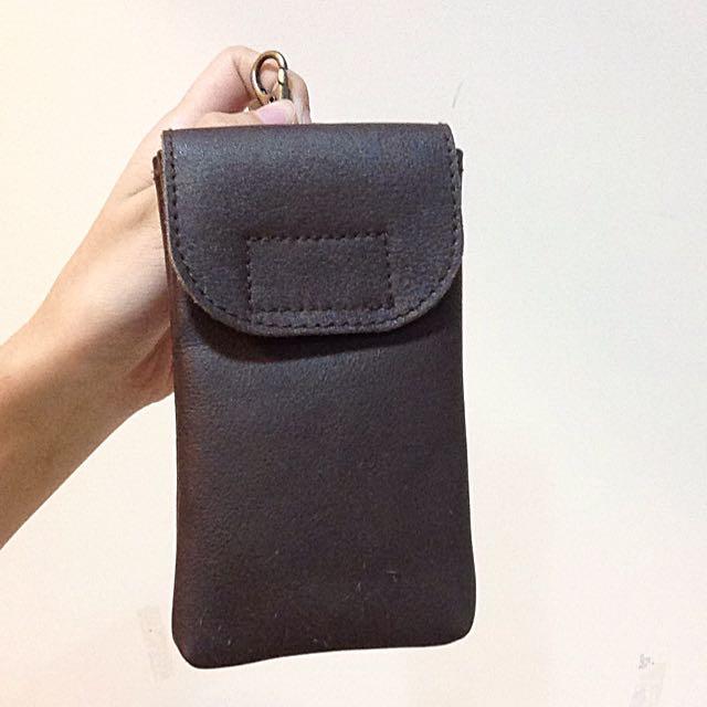 手工縫製 手機包 錢包