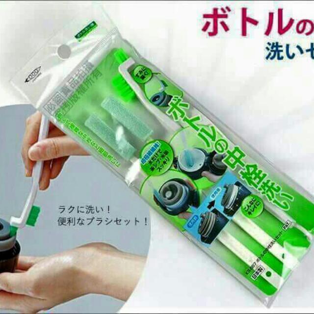 現貨 保溫杯刷三件組 日本代購