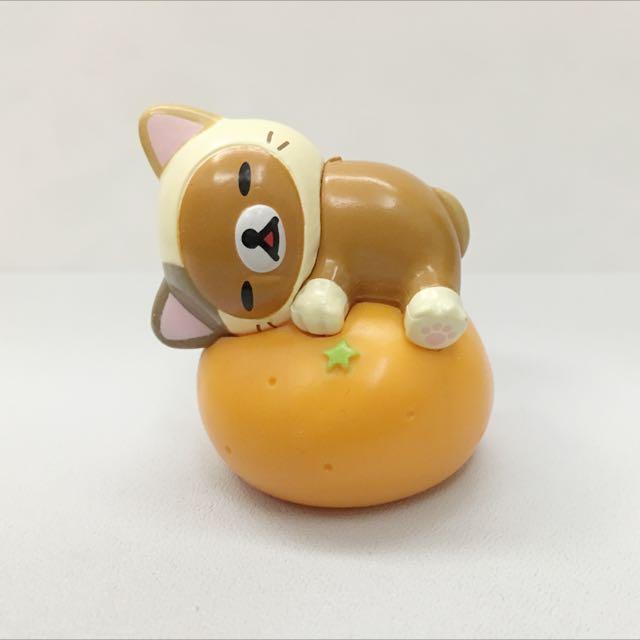 扭蛋 盒玩 拉拉熊 可愛貓