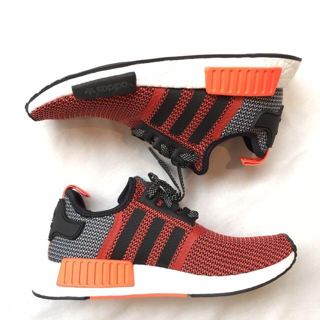 全新 Adidas NMD Runner Black/Red