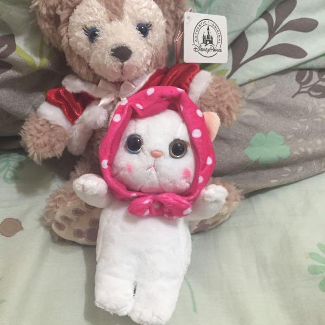 可愛小白貓殼 iphone6 i6