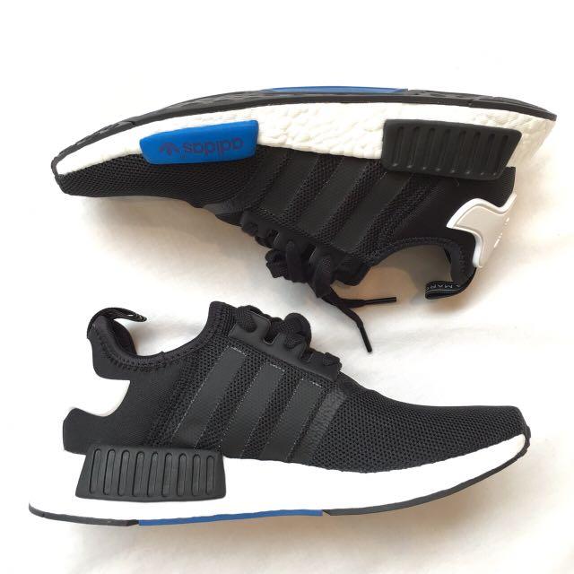 全新東京 Tokyo Adidas NMD Runner Black/white US8號Sold Out