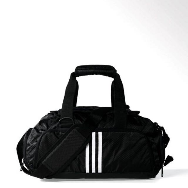 Adidas gymbag warrior performance 3 stripes ekstrasmall original (tas Gym Adidas)