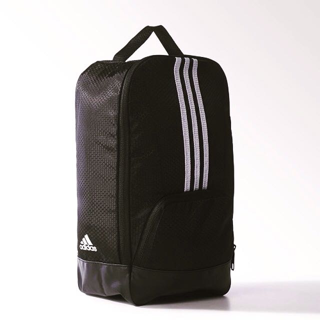 Adidas performance 3strips shoes bag original (tas sepatu)