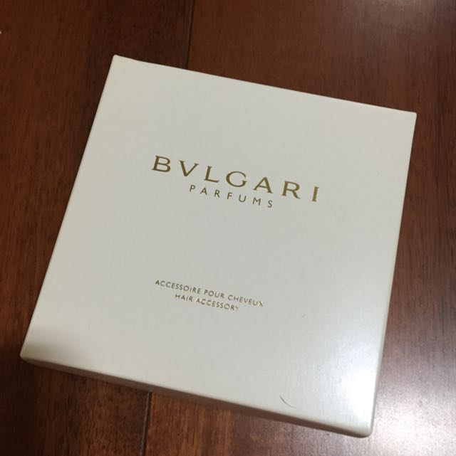 BVLGARI 寶格麗髮飾