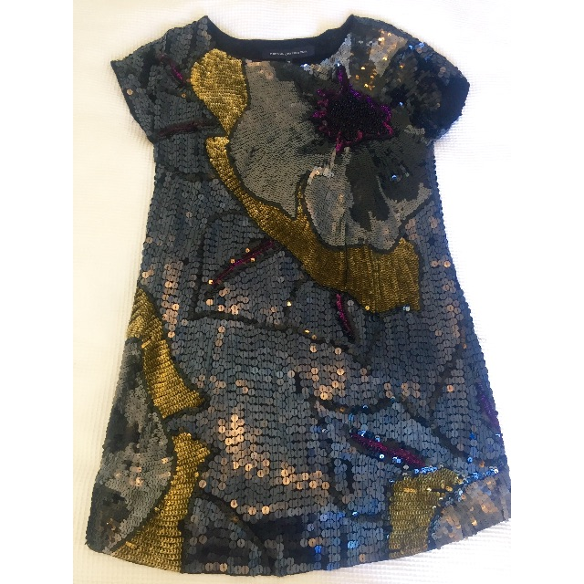 French Connection sequin dress size 10