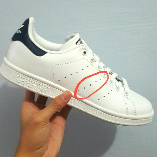 Assez How to spot fake Stan Smith, Community on Carousell GI09