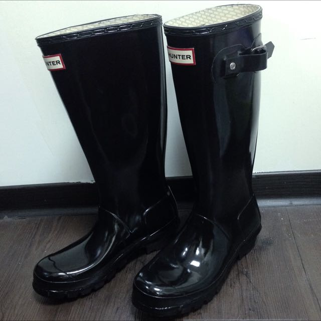 Hunter boots Original Kids UK3