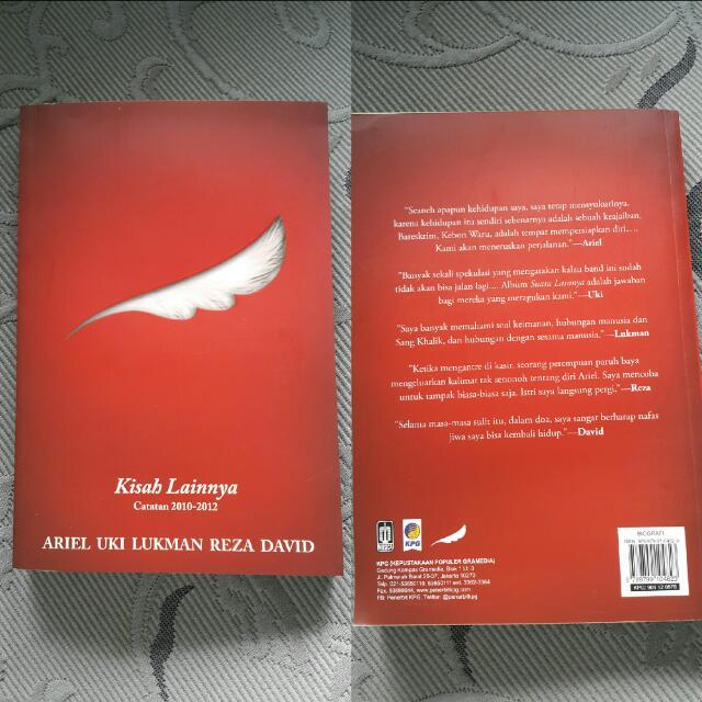 Kisah Lainnya Catatan 2010-2012 : Ariel Uki Lukman Reza David
