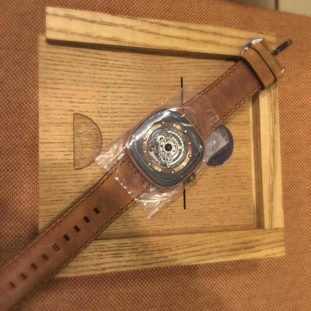 (Last One) Limited Edition SevenFriday P2B/03-W Woody 2