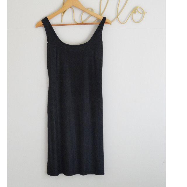 Liza Emanuele BNWT Black Dress