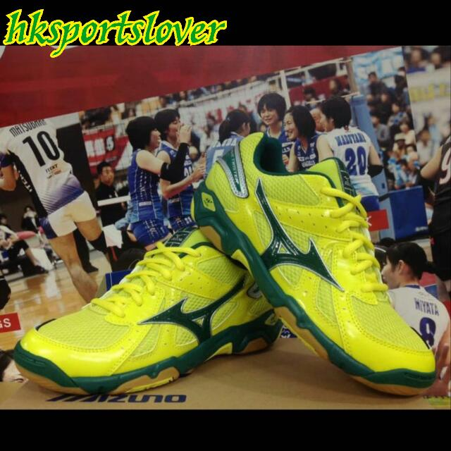 a9b866c4df46 Mizuno Wave Twister 4 Volleyball Shoes, Sports on Carousell