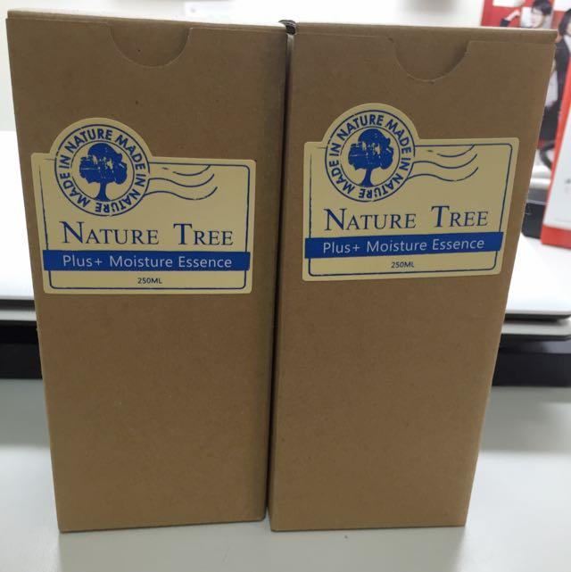 Nature tree保濕濃縮精華液250ml