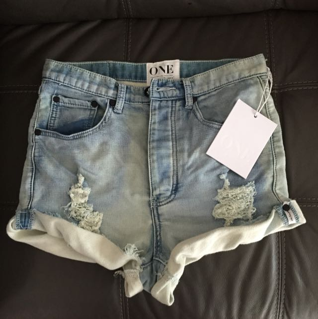One Teaspoon Shorts - Size 24