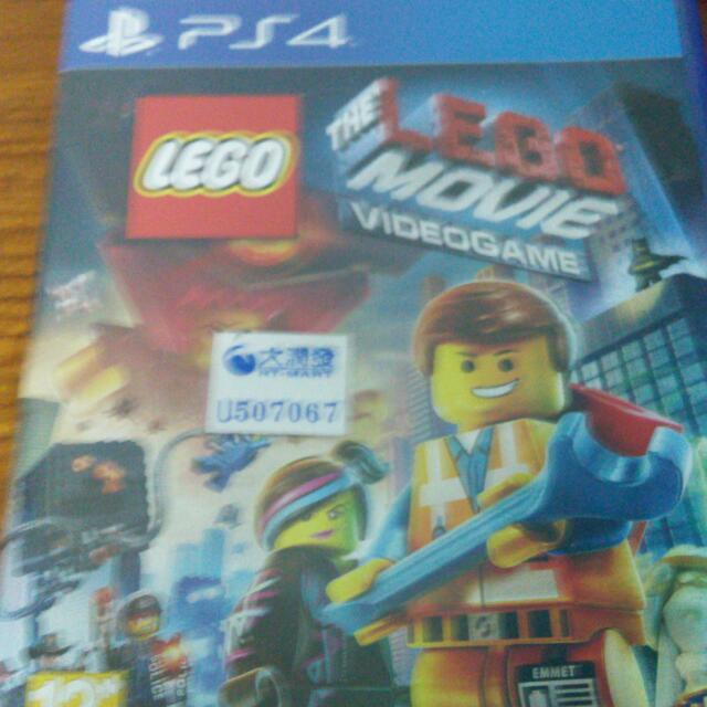 PS4樂高遊戲片
