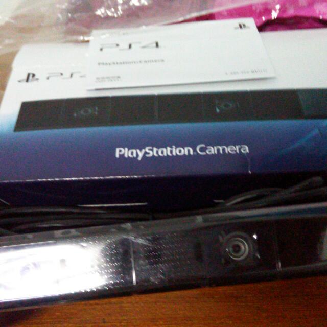 PS4攝影機 PlayStation Camera