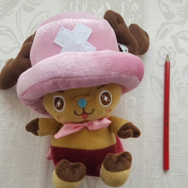 Tony Chopper Soft Toy