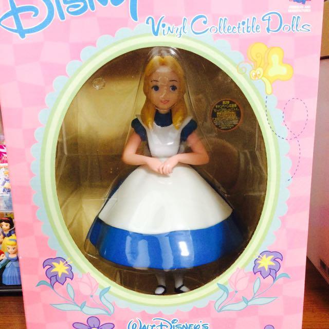 愛麗絲VCD 公仔✨免運✨