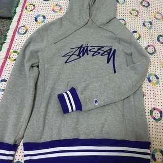 Stussy x Champion 草寫聯名款
