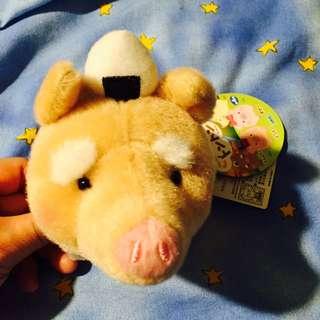 日本豬家族