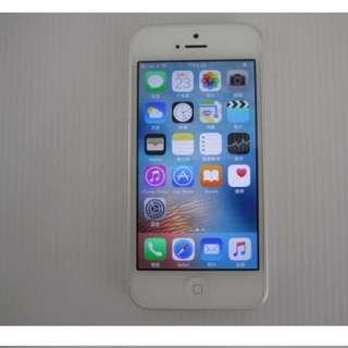 Apple iPhone 5 (16G ) 白色