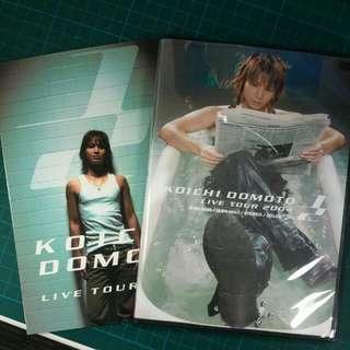 堂本光一 Kochi Domoto Live Tour 2004 DVD