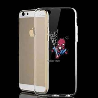 Q版蜘蛛人手機殼