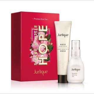 BRAND NEW JURLIQUE Precious Rose Duo