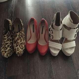 Size 6 Shoe Bundle