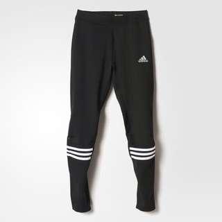 Response men long tight original adidas (celana/leging/legging running original adidas)
