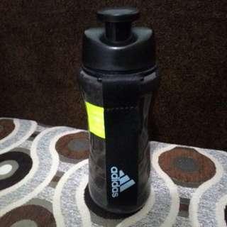 Botol Adidas Original Warna Hitam/ Poly Bottle Adidas