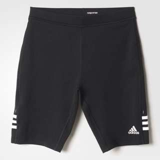 Adidas Original Response men short tight/celana Pendek/leging/legging Cowok/pria/celana Sepeda/renang/running/jogging
