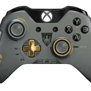 Xbox One Controller (CoD Advanced Warfare Edition)