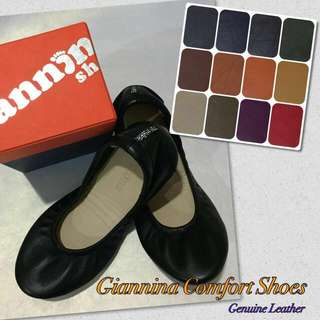 Giannina Ballet Shoes