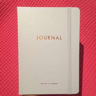 BRAND NEW KIKKI.K A5 Life Journal