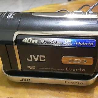 JVC V8
