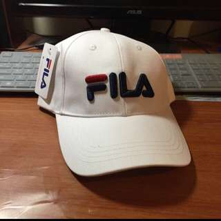 FILA老帽 六分帽