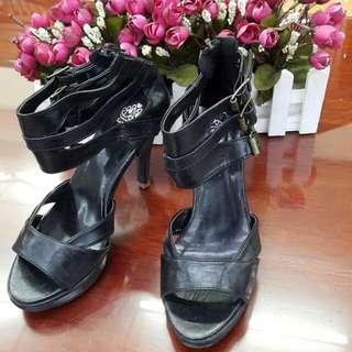 【含運】羅馬高跟涼鞋
