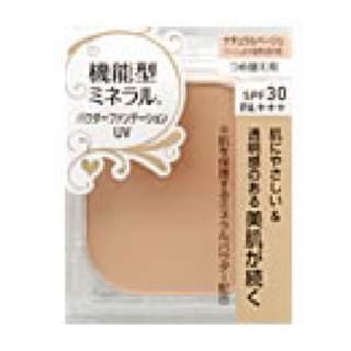 日本 佳麗寶 Mfc 礦物 粉餅 粉底 柔膚色 防曬 Spf 30++