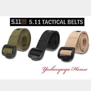 Tactical / Military TDU Belt (5.11 )
