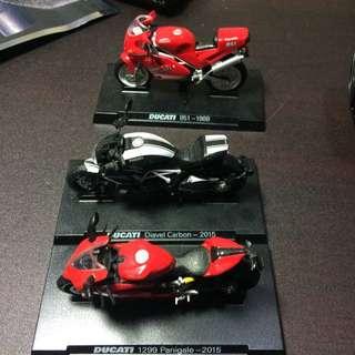 Ducati 模型車 7-11