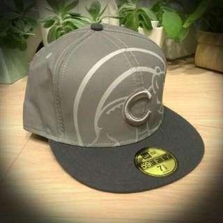 New Era Mlb美國職業棒球 芝加哥小熊隊 嘻哈潮流街頭全封棒球帽