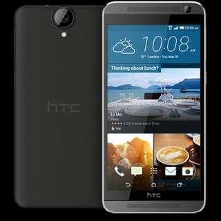 HTC E9 保固中 2015年10月購入 9成5新