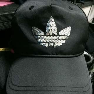 正品愛迪達帽子 全新 S號