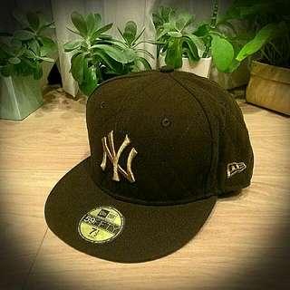 New Era Mlb 美國職棒紐約洋基隊 王建民 嘻哈街頭潮流全封棒球帽