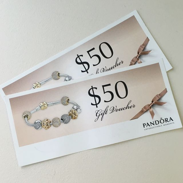 Where To Buy Pandora Gift Vouchers