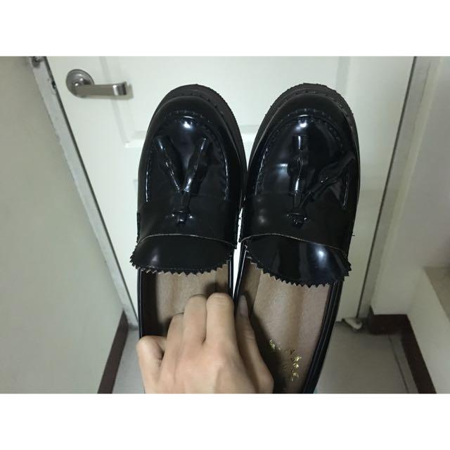 厚跟包鞋👠
