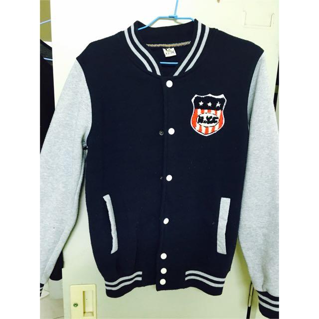 ✨韓風棒球外套 棉質外套